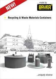 Catalogue Recycling and Waste Materials Containers 2.0