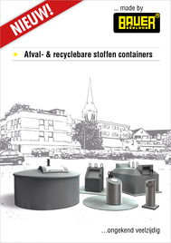 Afval- & recyclebare stoffen containers 2.0